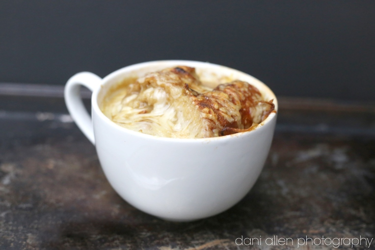 Recipe#3 Julia Child French Onion Soup