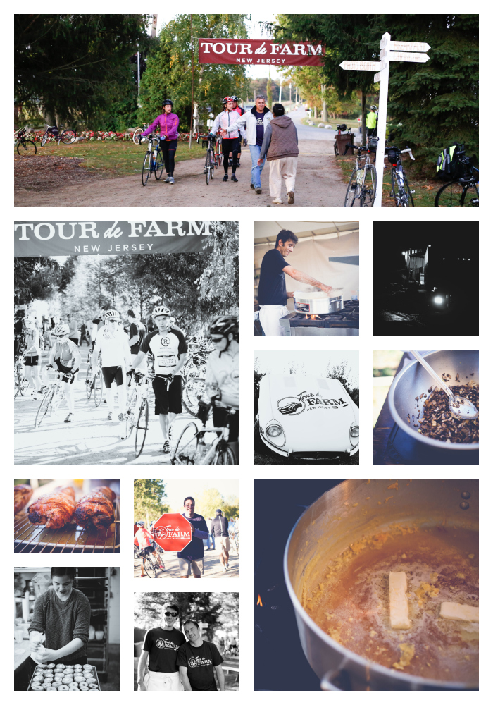 Tour de farm Collage